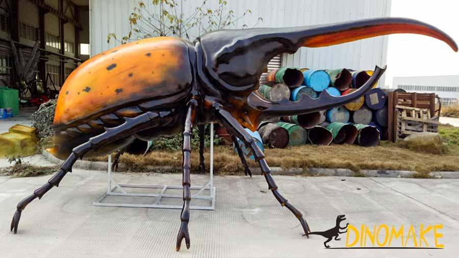 Animatronic-Beetles
