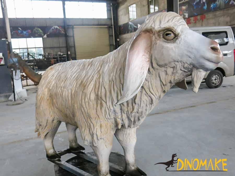 Animatronic sheep
