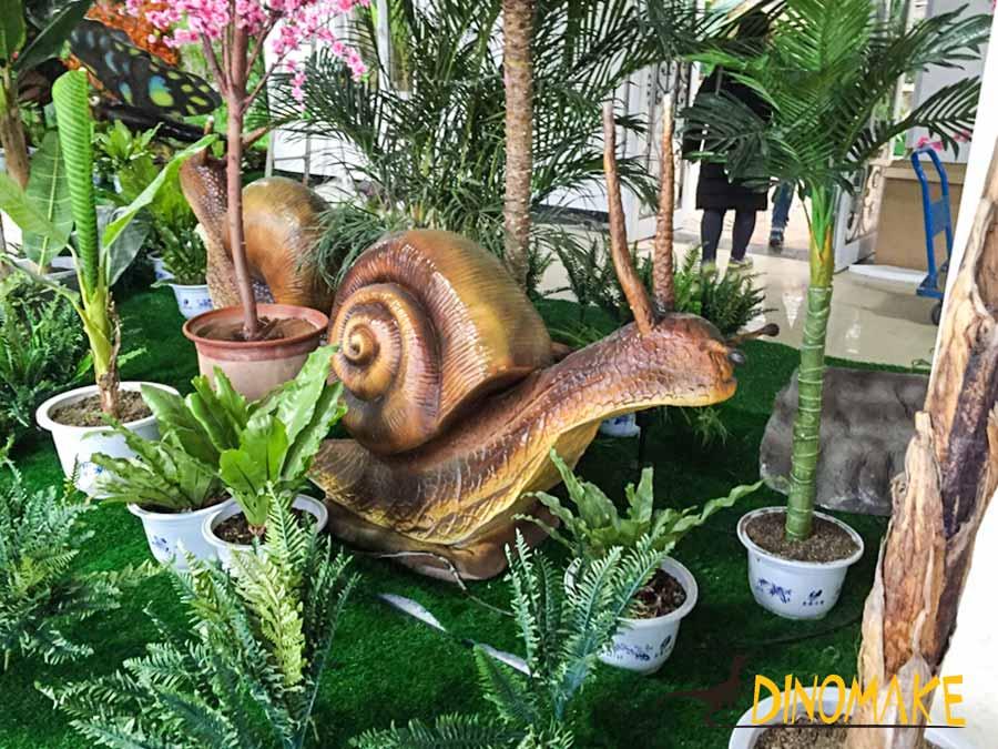 Animatronic Snail