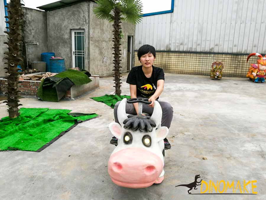 Cow Scooter