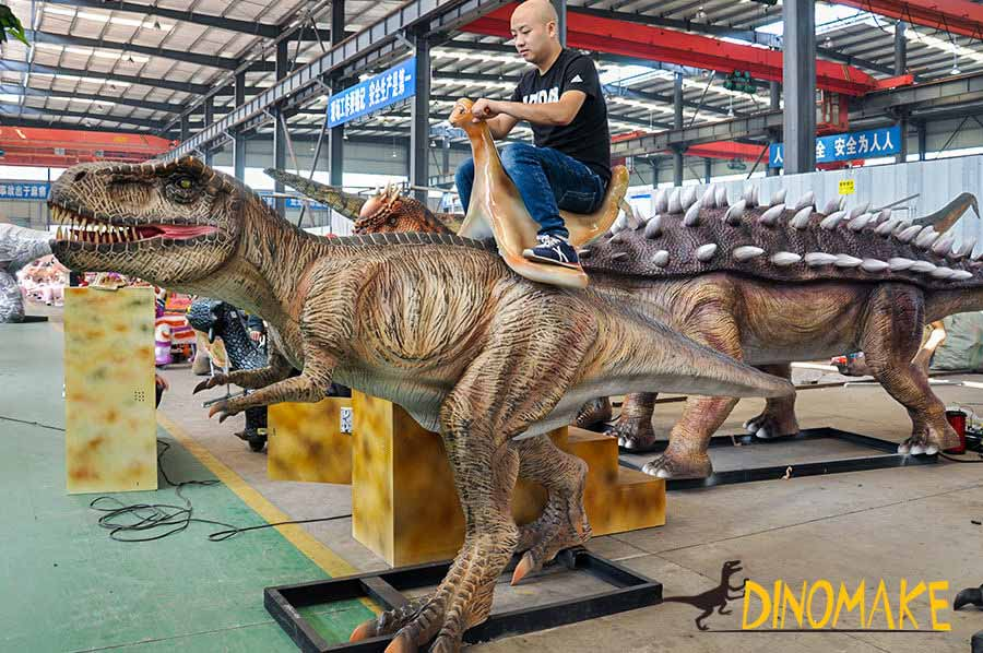 T-rex ride