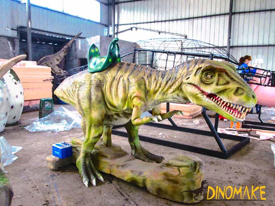 Walking-T-rex