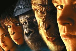 The Planet of Apes