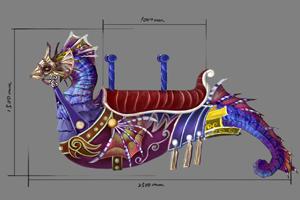 Animatronic Carousel