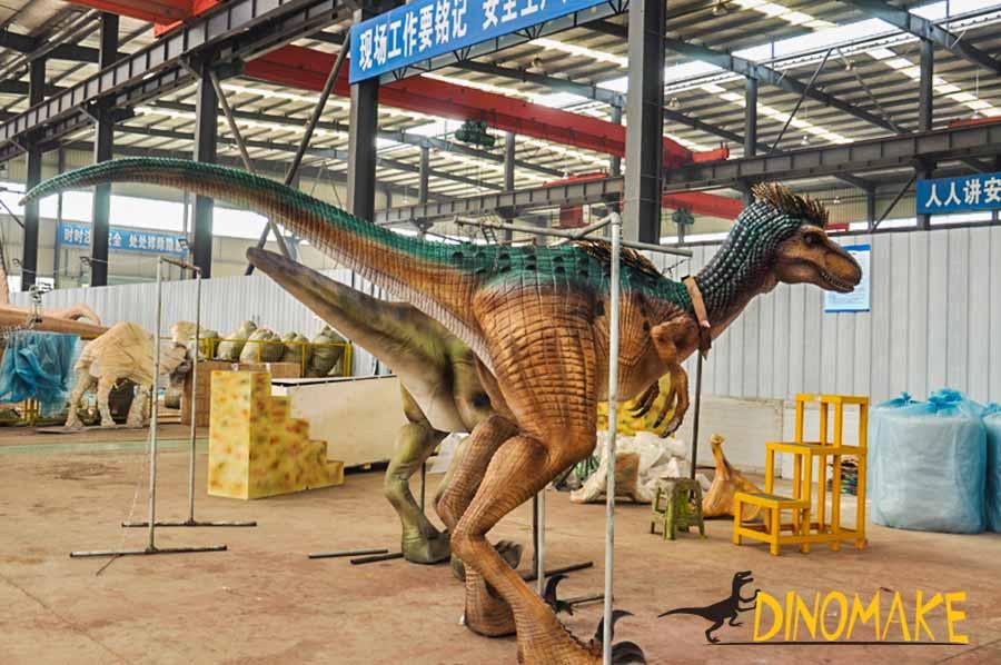 feathered dinosaur costume