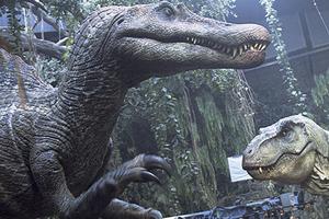 Spinosaurus in Jurassic Park3