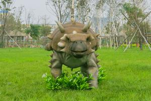 Animatronic-Ankylosaurus