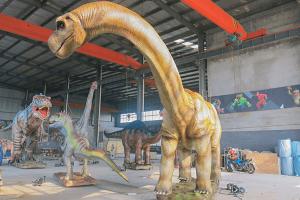Animatronic-Argentinosaurus