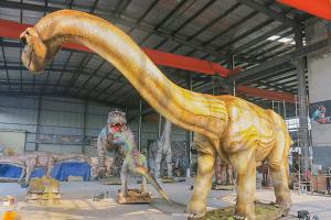 Animatronic Argentinosaurus