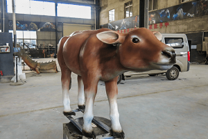 Animatronic Bull
