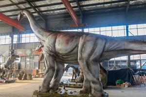Animatronic Chubutisaurus