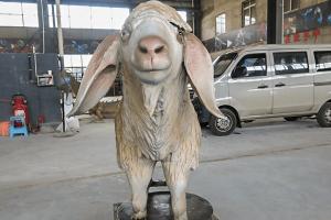 Animatronic Goat