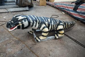 Animatronic Lizard