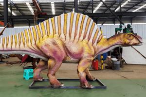 Animatronic Ouranosaurus