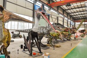 Animatronic Pterosaurs