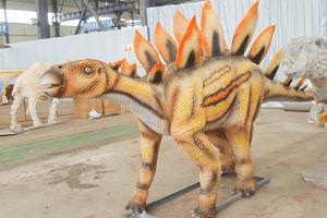 Animatronic Stegosaurus
