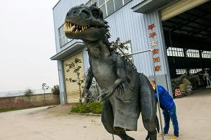 Indominus rex costume