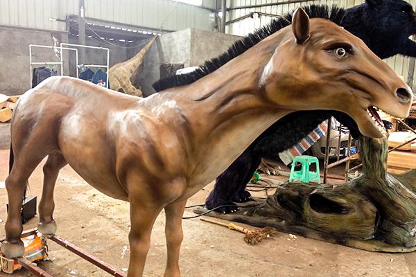 Animatronic-Horse