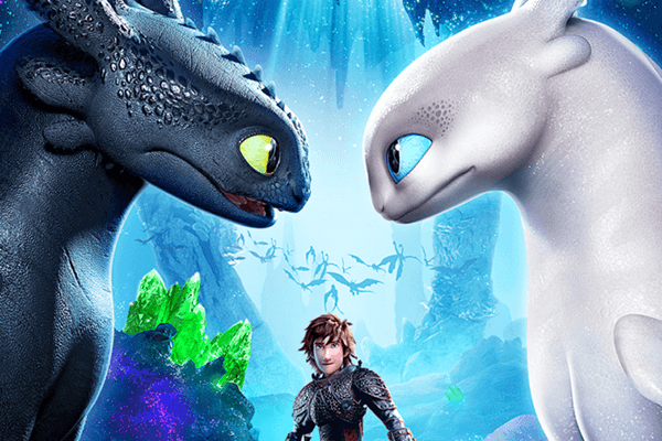 Hot To Train Your Dragon 3