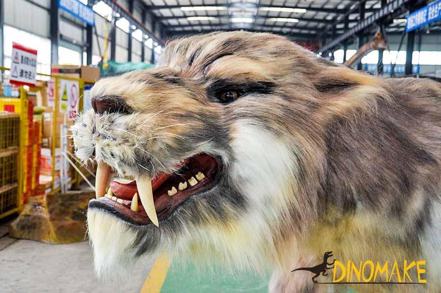 saber-toothed tiger