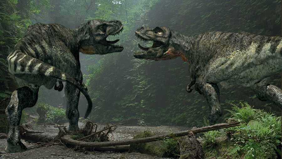 T-rex-was-one-of-the-last-extinct-dinosaur-in-Late-Late-Cretaceous