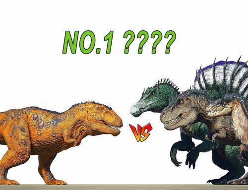 Top10 Carnivorous Dinosaur, T-rex Not the No.1