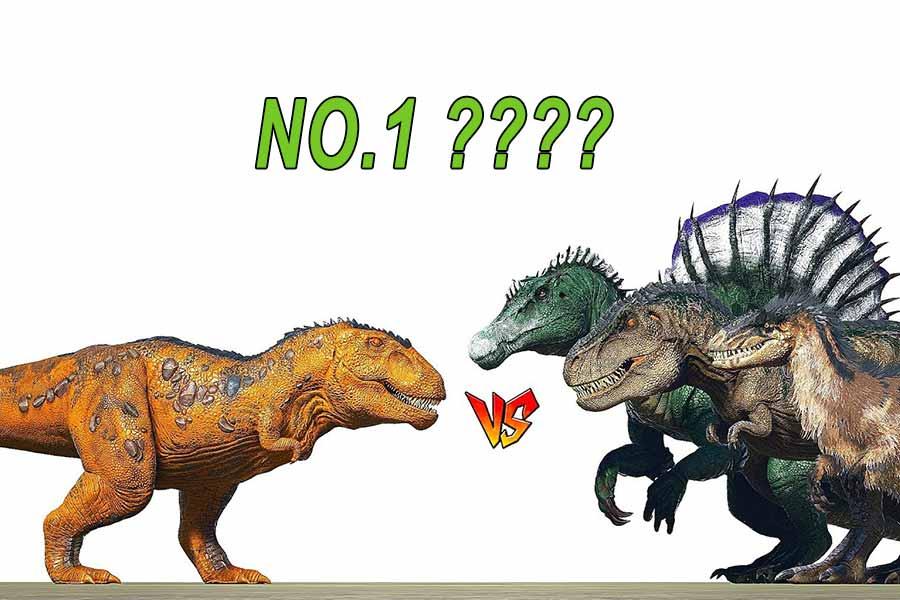 Top1 dinosaur predator