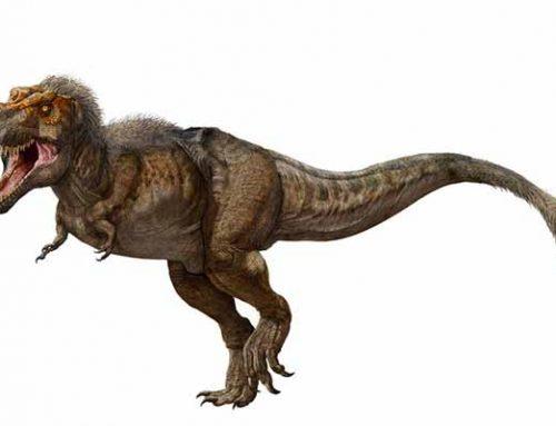 Dinosaur voice