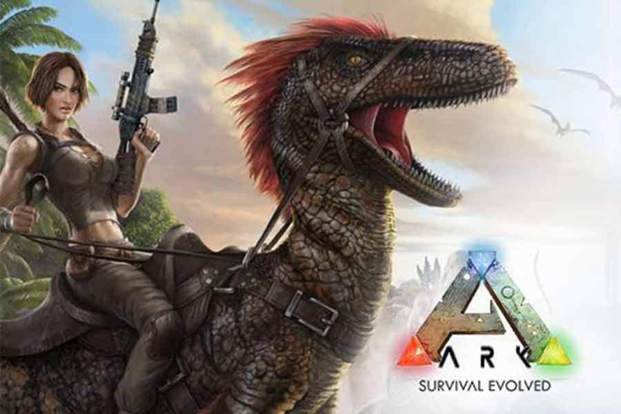 ark dinosaur rider