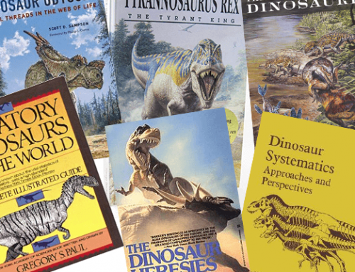 Dinosaur Books You Shouldn't Miss