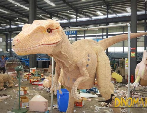 Another Dinosaur Costume Is Ready To Ship