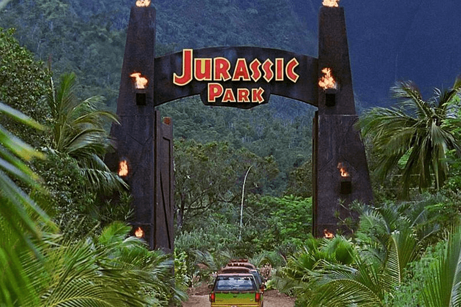 We might build a real Jurassic Park as the film describe