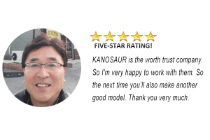 rating from Korea client