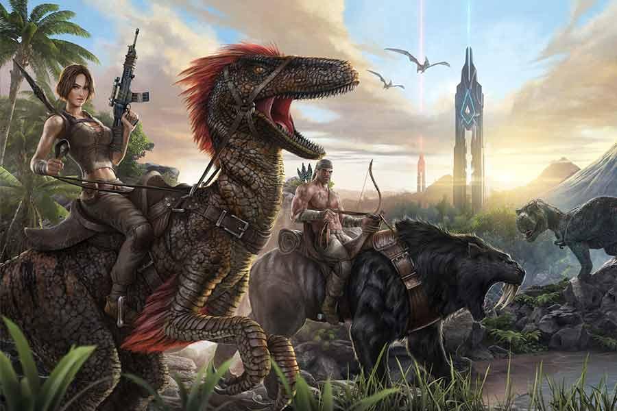 ride-dinosaur