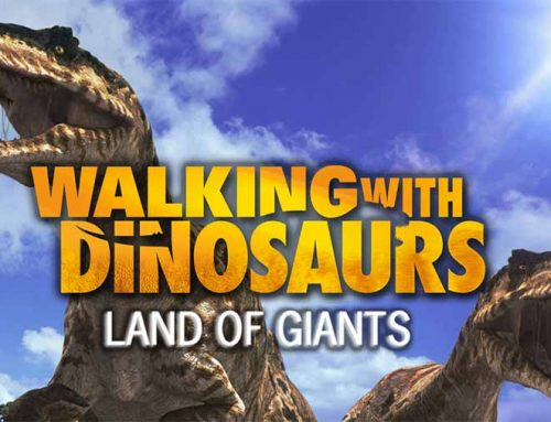 The Documentary Walking With Dinosaurs