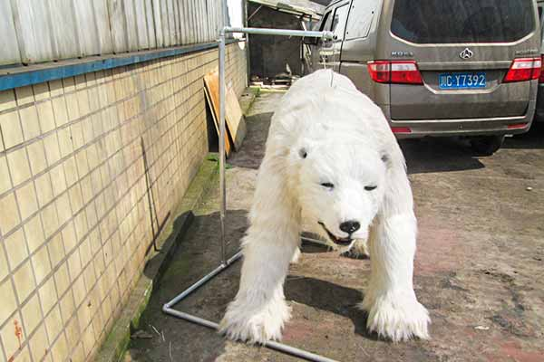 Animatrnic-Polar-Bear-Costume
