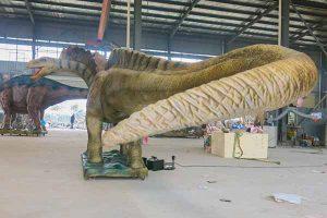 Animatronic Amargasaurus