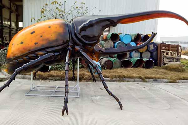Animatronic Beetles