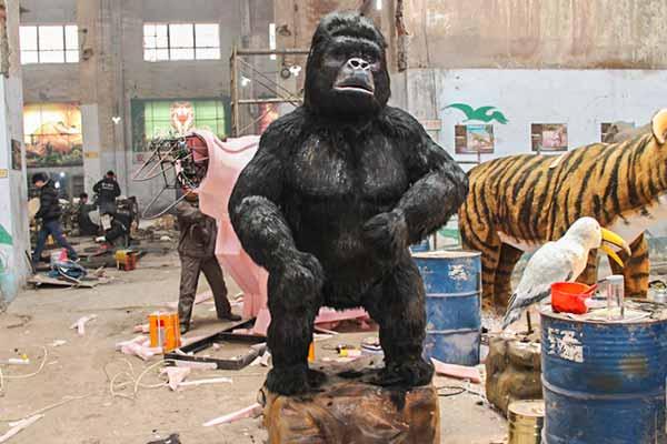 Animatronic Gorilla