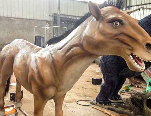 Animatronic Horse