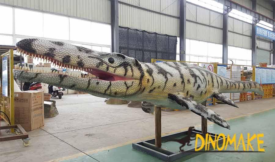 4m Animatronic Mosasaurus