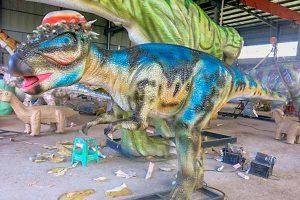 Animatronic Pachycephalosaur