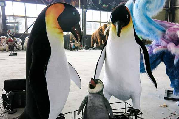 Animatronic Penguin