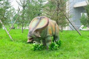 Animatronic Protoceratops