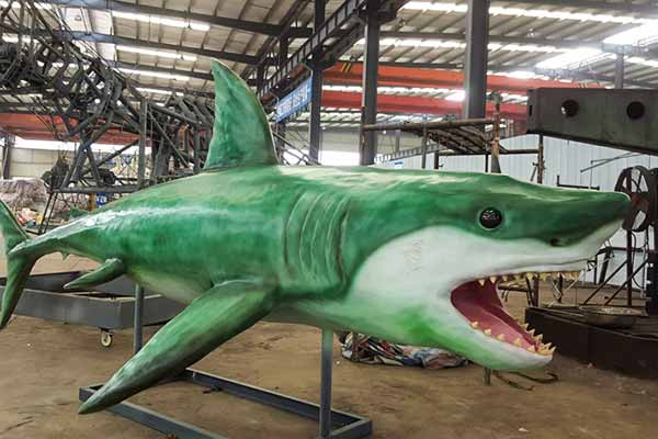 Animatronic Shark