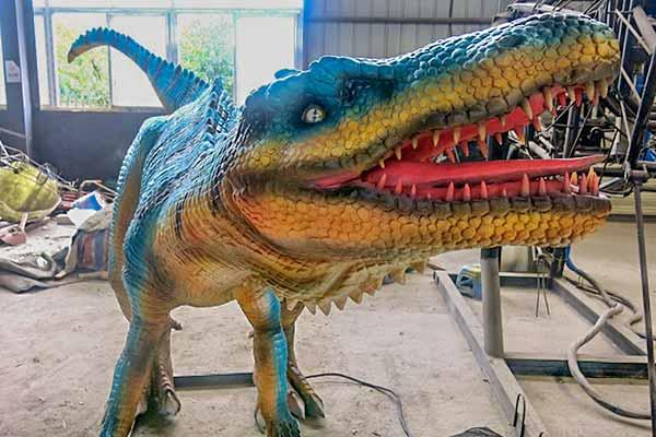 Animatronic Suchomimus