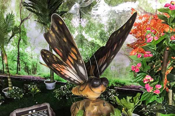 Animatronic butterfly