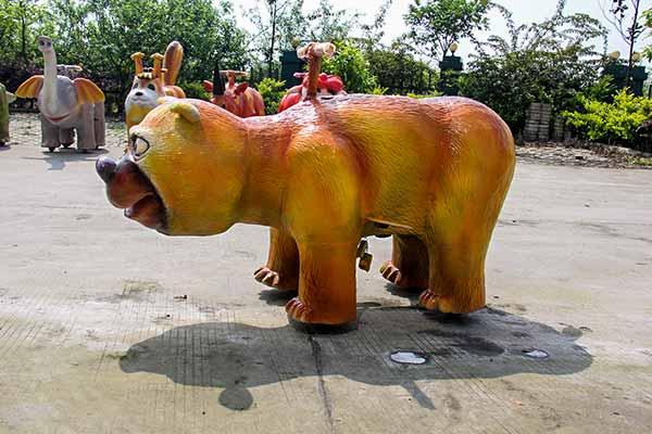 Bear Scooter