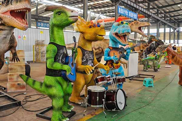 Dinosaur-Band