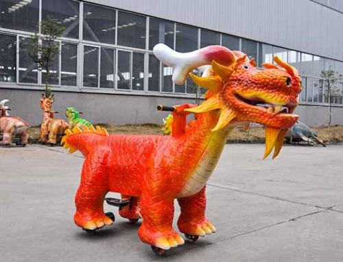 Dragon Scooter